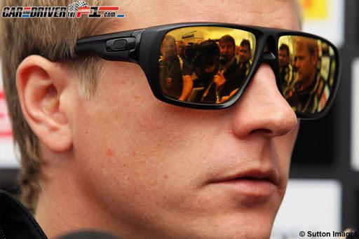 ebb80809648 Kimi Räikkönen s sunglasses  sporty