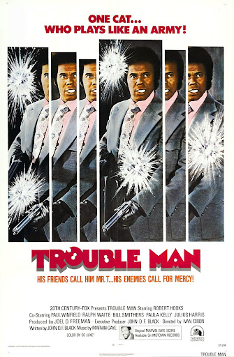 Trouble Man US One Sheet Movie Poster