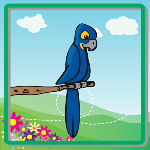 休閒必備App Parrot Tired LOGO-綠色工廠好玩App