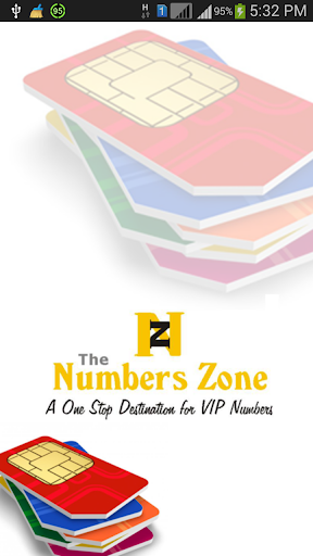 The Numbers Zone VIP Numbers