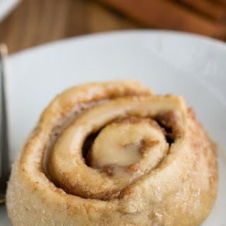 Healthier Cinnamon Rolls