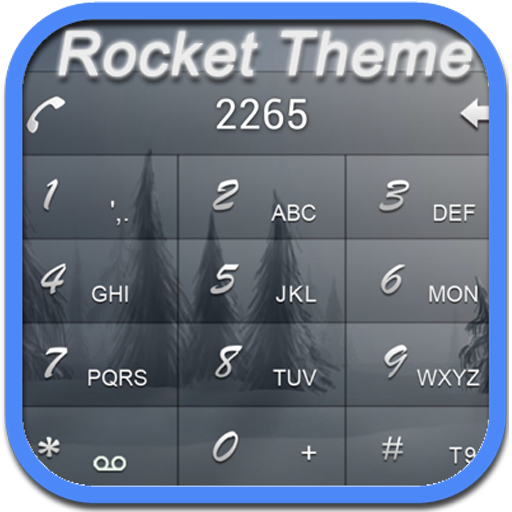 RocketDial Forest Theme LOGO-APP點子