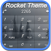 RocketDial Forest Theme