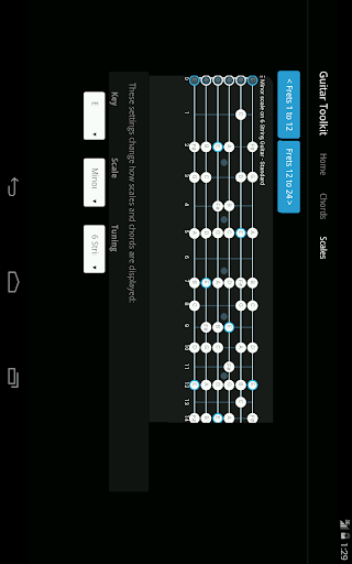 【免費書籍App】Guitar Toolkit-APP點子