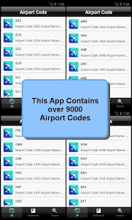 Airport Code Plus+ - screenshot thumbnail