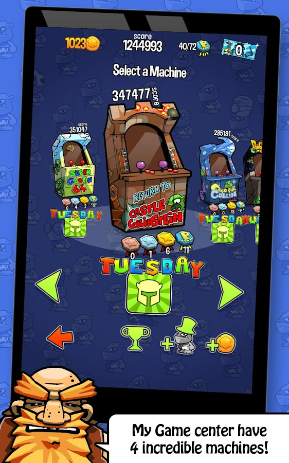 Fruits'n Goblins- screenshot