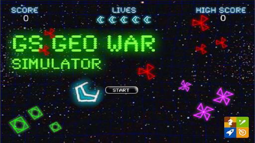 Geo Wars