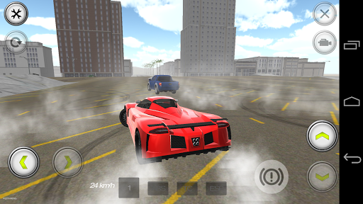 Car Simulator 2014