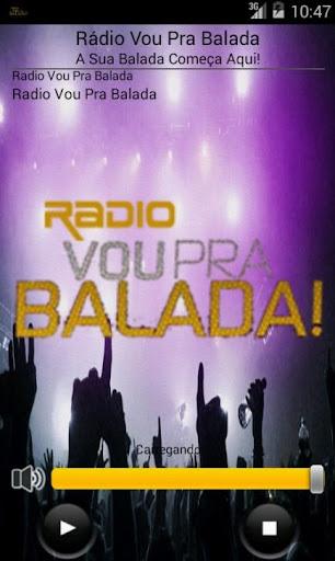 Rádio Vou Pra Balada