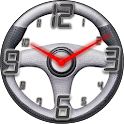 Analog Clock - Auto Steering icon