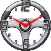 Analog Clock - Auto Steering
