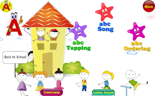 ABC Alphabet Song with Phonics