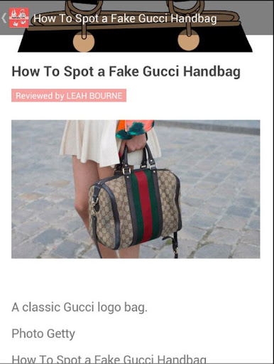 Fashion Handbag Tips