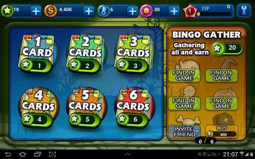 玩免費紙牌APP|下載ビンゴ カジノ - 自由に ビンゴ カジノ ゲーム app不用錢|硬是要APP
