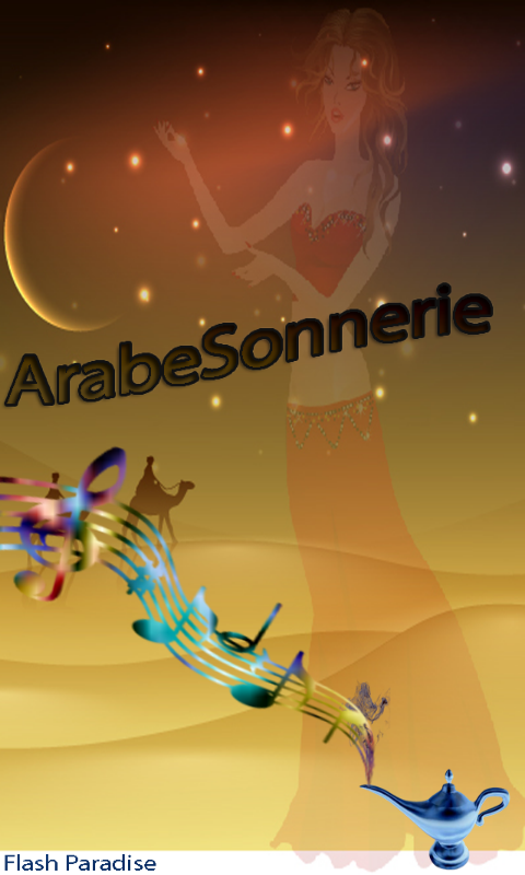 Sonnerie Arabe - screenshot