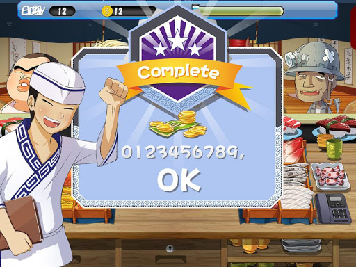 Sushi House - cooking master  screenshots 15