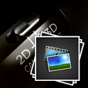 HTC EVO 3D Wallpaper Picker icon