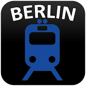 Berlin Metro (U-Bahn) Map Free