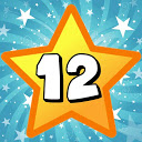 12 games in 1 mobile app icon