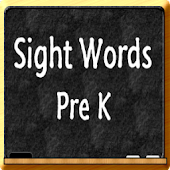 Sight Words Pre-School