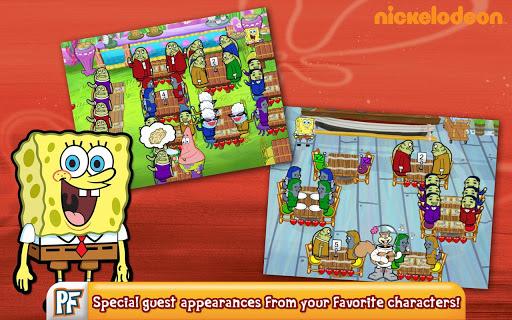 SpongeBob Diner Dash  screenshots 3