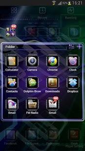 玩免費個人化APP 下載Tech GO Launcher EX Theme app不用錢 硬是要APP