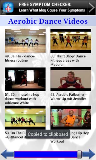 Top Aerobic Dance Videos