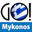 Go! Mykonos Travel Guide icon