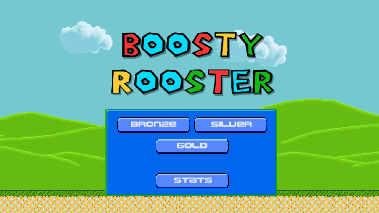 Boosty Rooster - screenshot