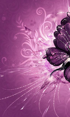 紫蝶の壁紙 Androidアプリ Applion