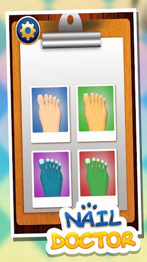 玩免費休閒APP|下載孩子指甲医生 - 趣味游戏 app不用錢|硬是要APP