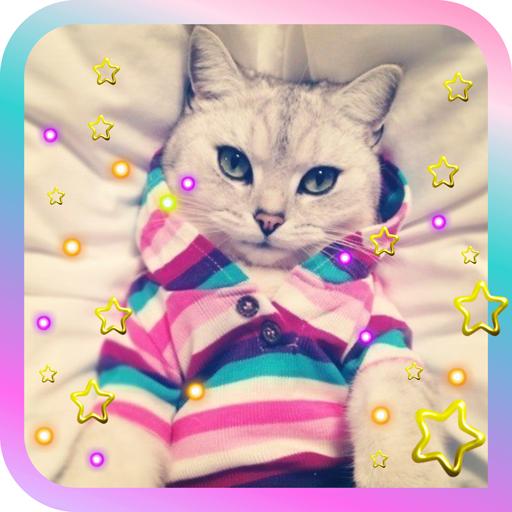 Kitty Songs live wallpaper LOGO-APP點子