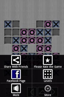 Tic Tac Toe TITANIUM (72 Lvls) - screenshot thumbnail