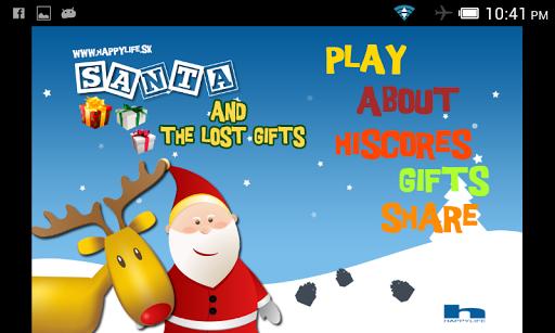 Santa and the Lost Gifts no Ad