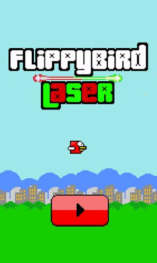 Flippy Bird Laser