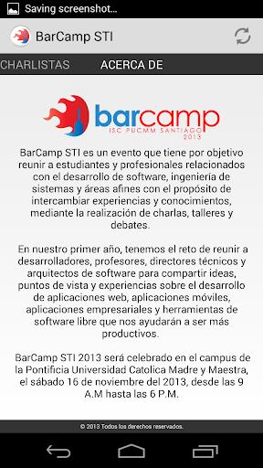 Barcamp STI 玩通訊App免費 玩APPs