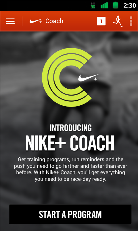 how to join nike running club