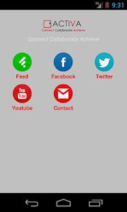ACTIVA TECHNOLOGY APP - screenshot thumbnail