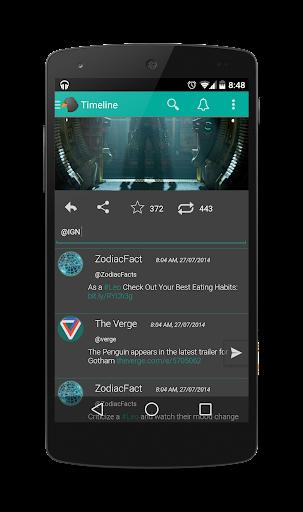【免費個人化App】Talon L dark-APP點子