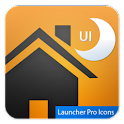 LunarUi – Launcher Pro (Full) logo