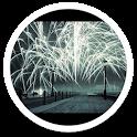 Magic Fireworks Live Wallpaper icon