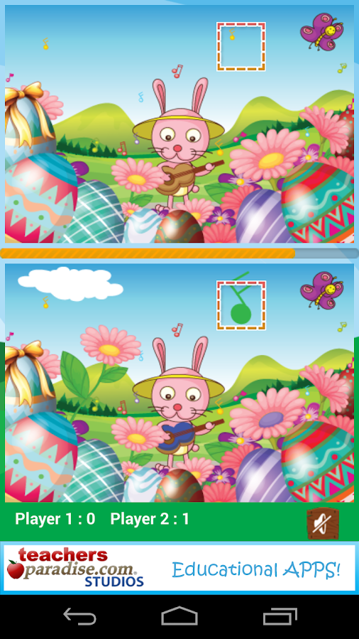 Easter Spot The Differences Android Apps On Google Play