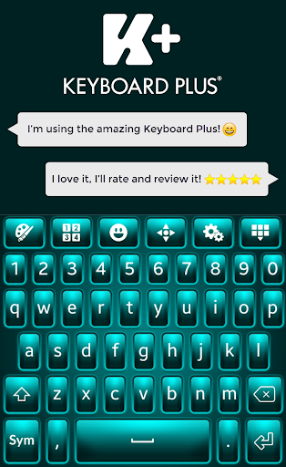 蒂尔HD键盘主题