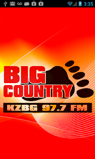 Big Country 97.7 - screenshot thumbnail