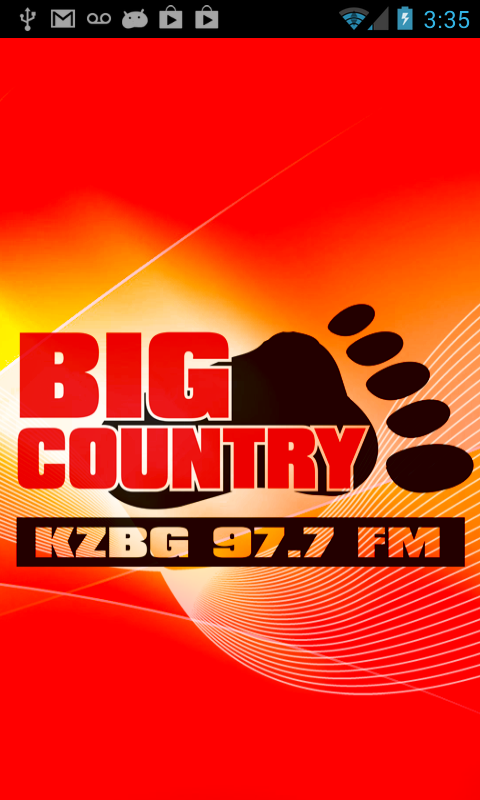 Big Country 97.7 - screenshot