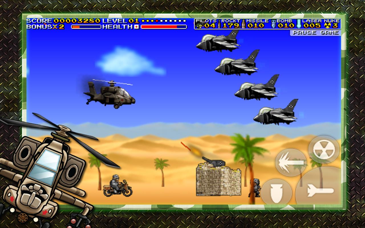 Apache Overkill screenshot #5