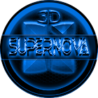 NEXT LAUNCHER THEME SUPERNOVAb icon