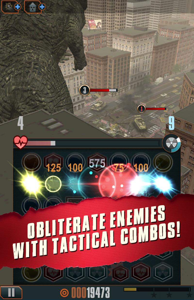 Godzilla - Smash3 screenshot #18