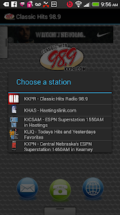 Classic Hits 98.9 - screenshot thumbnail