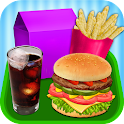 Kids Burger Meal - Fast Food! icon